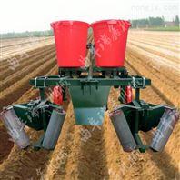 四轮起垄玉米铺膜播种机 多功能喷药覆膜机