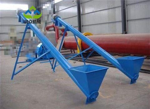 U型绞龙螺旋提升机