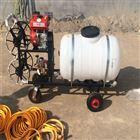 手推式喷农药机 高压远程喷雾打药机