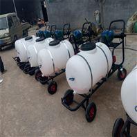 汽油7.5馬力高壓噴霧器農用手推打藥機