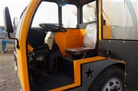 四輪多功能混凝土攪拌車質量保證