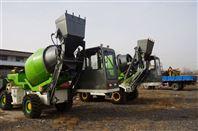 自动装载移动式混凝土搅拌车厂家热销