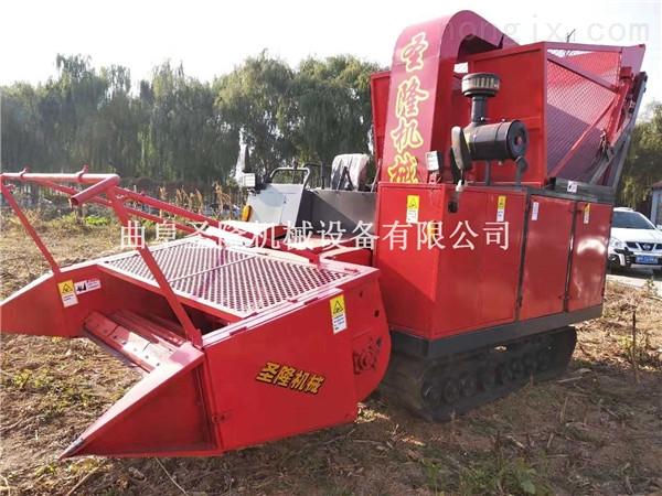 自走式大型秸稈牧草收割機