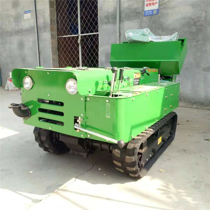 自走式果园开沟施肥机 自动埋肥的起垄机