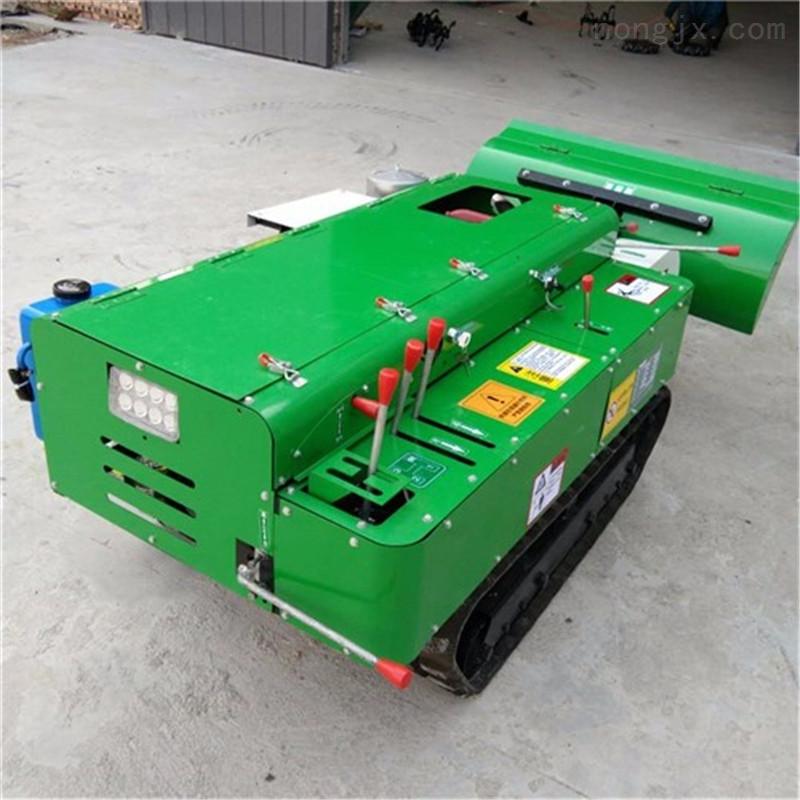 35馬力履帶式開溝施肥機 自走果樹旋耕機