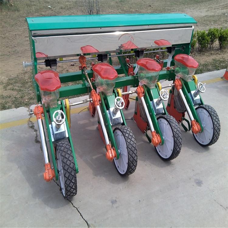 玉米大豆播種機行數 施肥條播機