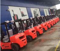 赣州电瓶叉车经销商3.5吨杭州叉车报价