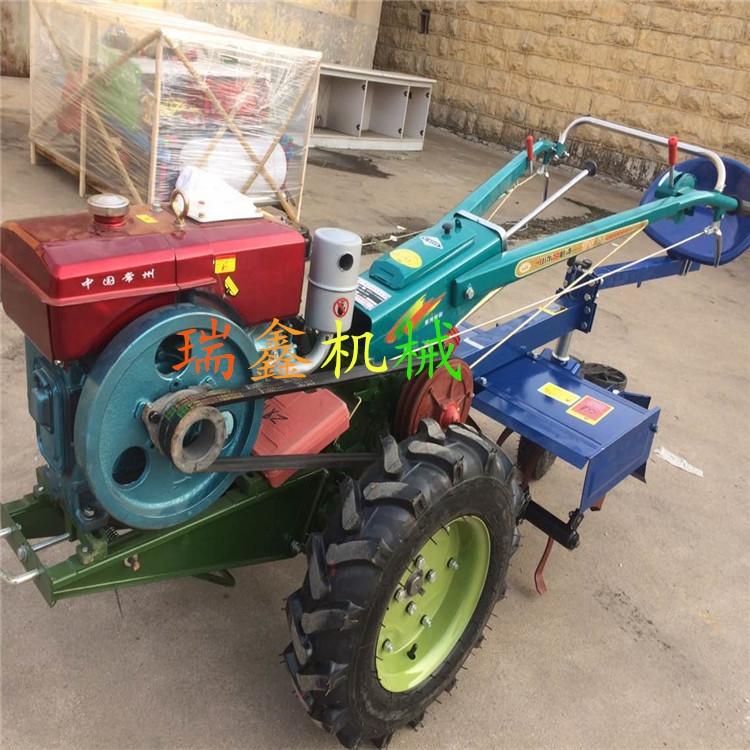 手扶旋耕起垄机 农用小型打田机