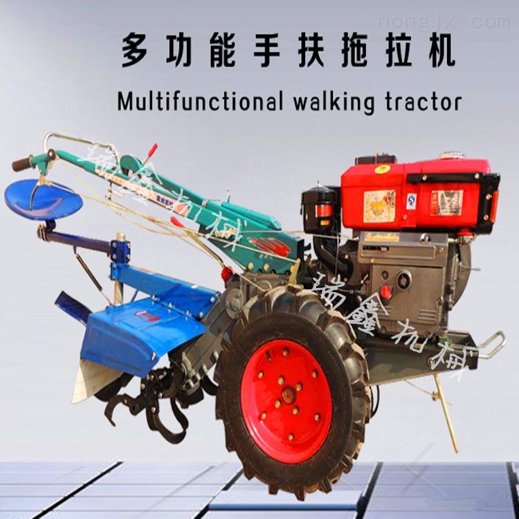 rx-180-15马力自走式柴油动力手扶旋耕机