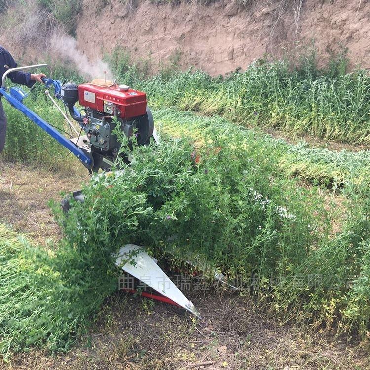 稻麦收割机厂家直销 山西牧草割草机供应商