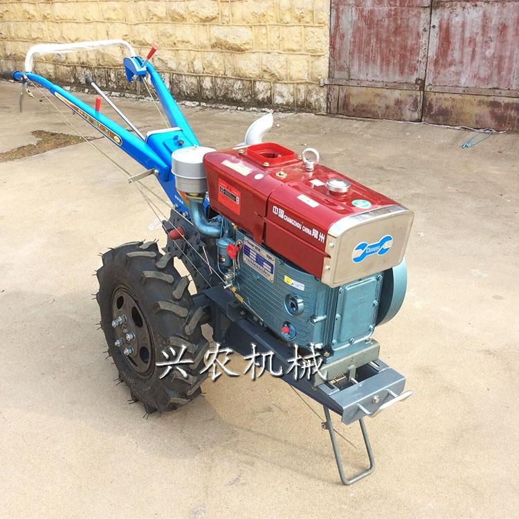 常州柴油机 小型手扶拖拉机配套旋耕机