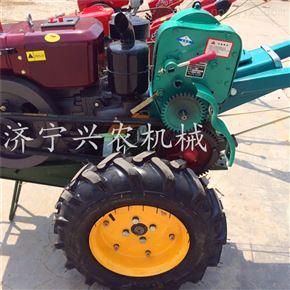 xnjx-10自走式田园管理机图片 开沟培土旋耕机