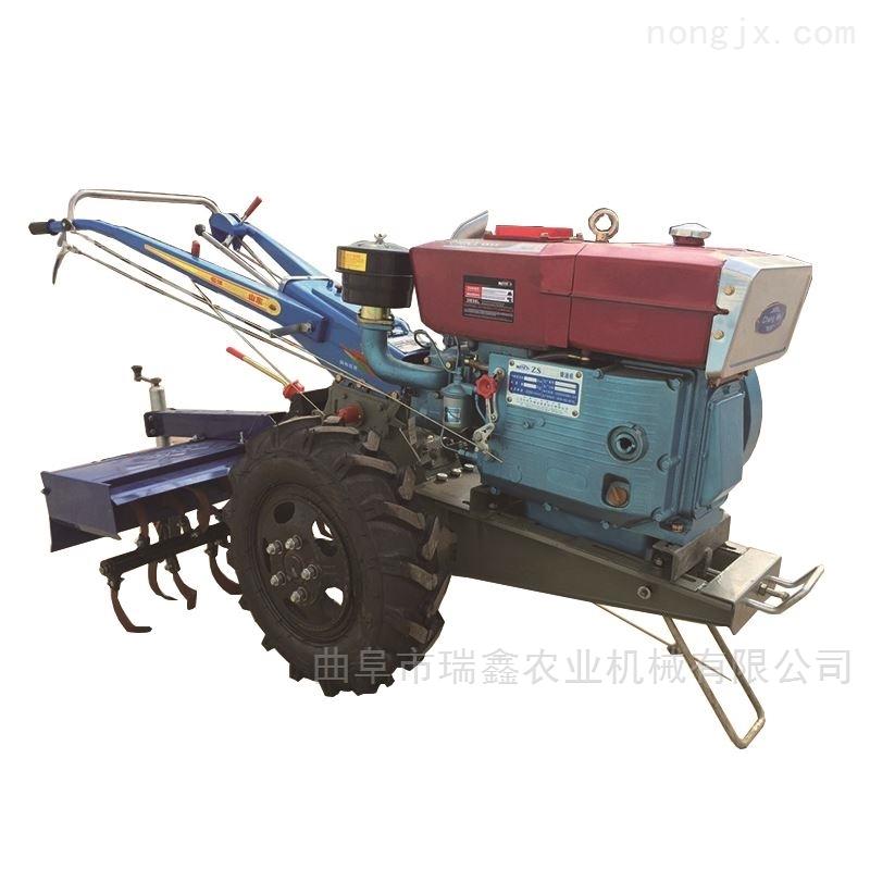 多功能柴油微耕机 畅销手扶打田机