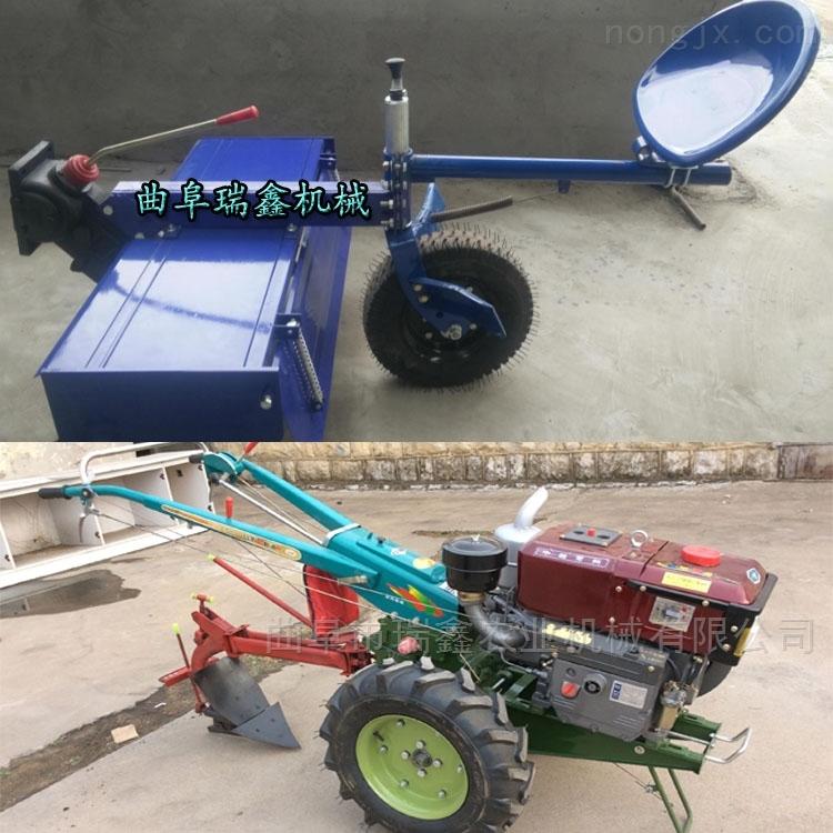 柴油手扶犁地機 農用多功能拖拉機