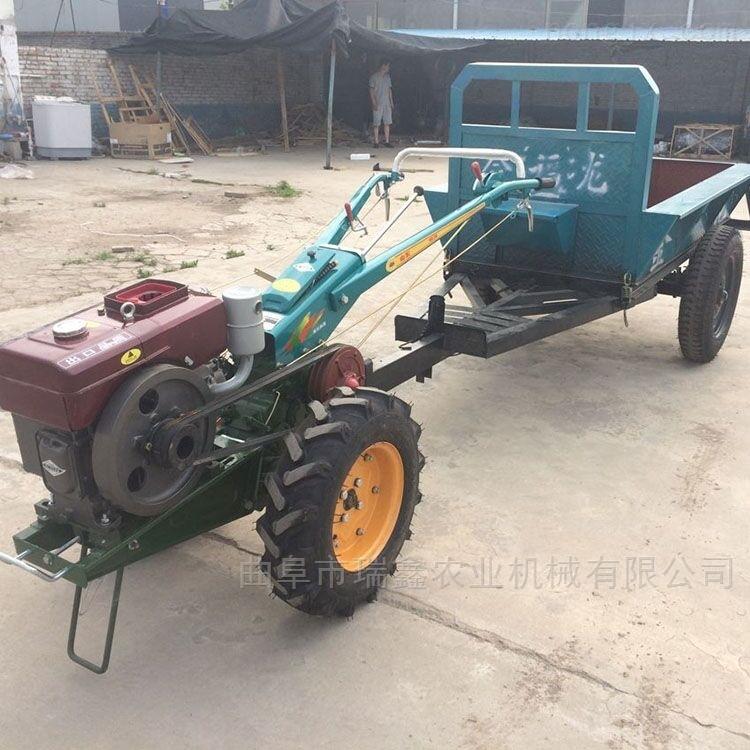 农用手扶犁地机 大马力拖拉机
