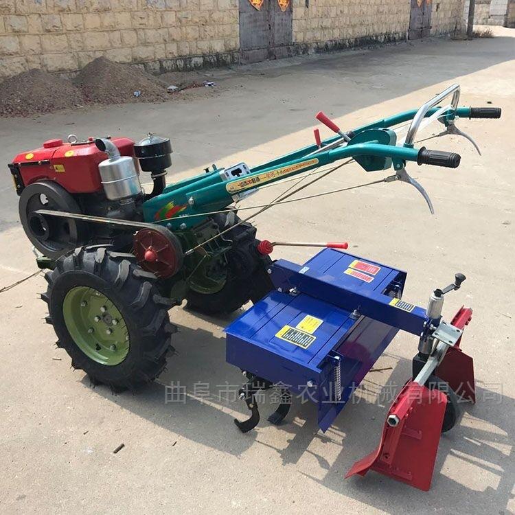 多功能拖拉机 手扶式旋耕机