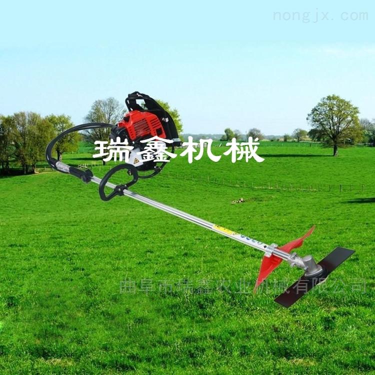 牧草背负式割草机 批发多功能小型除草机