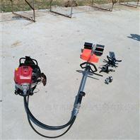 家用小型多功能除草机 优质背负式锄地机�K