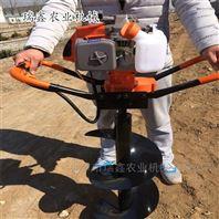 新款汽油手提式挖坑机
