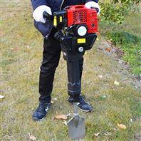 汽油便携式铲树移树机