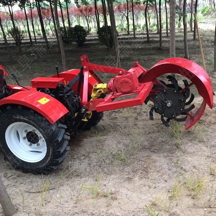 单缸小型四轮拖拉机