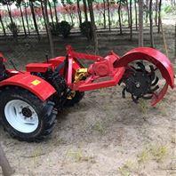 果园20马力单缸小型四轮旋耕机