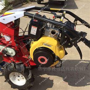 xnjx-8多功能田园管理机小型四轮旋耕拖拉机