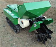 林业施肥开沟机械 履带式树木除草施肥机