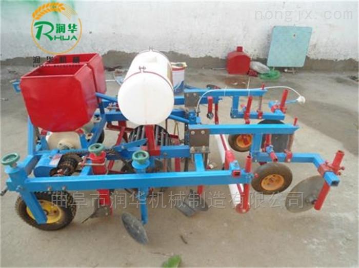 农用四轮牵引式苞米播种机 玉米排种器