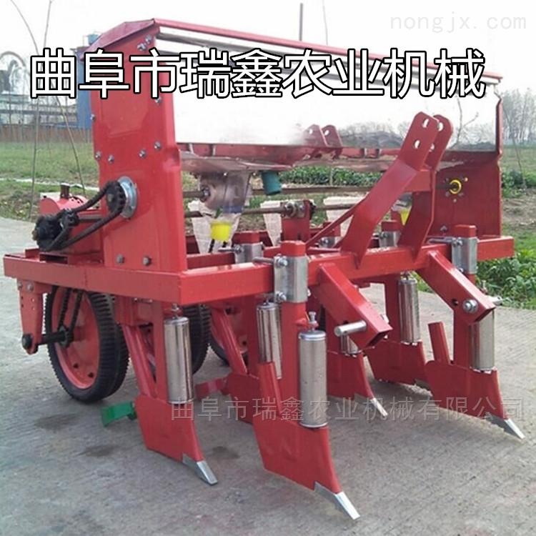 小粒种子谷子精播机 新疆玉米大豆播种机