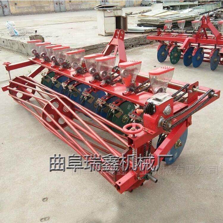 rxjx-bzj-胡萝卜谷子播种机 新疆玉米大豆精播机