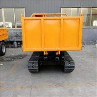 四不像車 工程履帶運輸車 混凝土履帶自卸車
