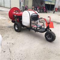 自走式果树喷雾器  大容量汽油喷雾机