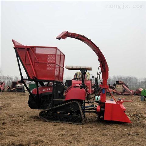 农业畜牧业机械青储机 大型玉米秸秆收割机