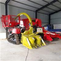 小型履带式青贮饲料收获机 玉米秸秆青储机