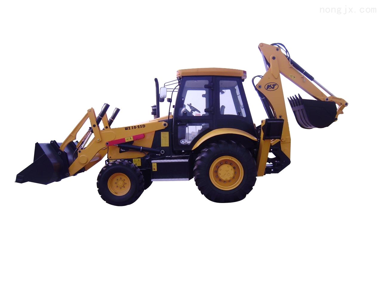 WZ30-25DI挖掘装载机