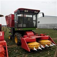 大型圆盘式青饲料收获机 玉米秸秆收割机