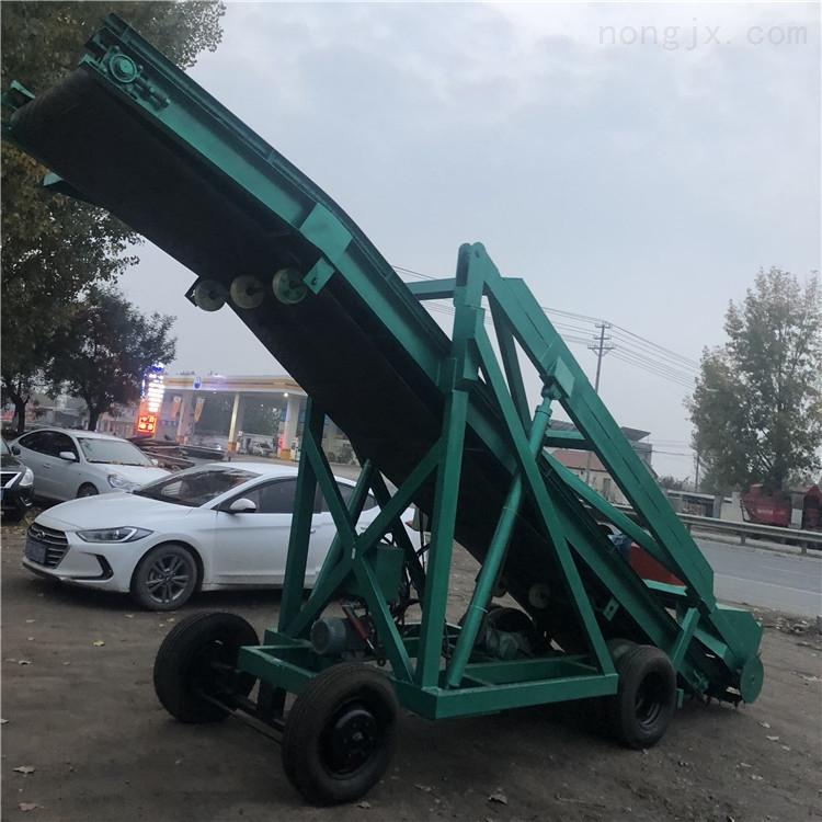 青儲裝車取料機 牧場高空扒草機 輪式裝載機