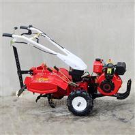 自走式旋耕犁地松土機 農用果園專用微耕機