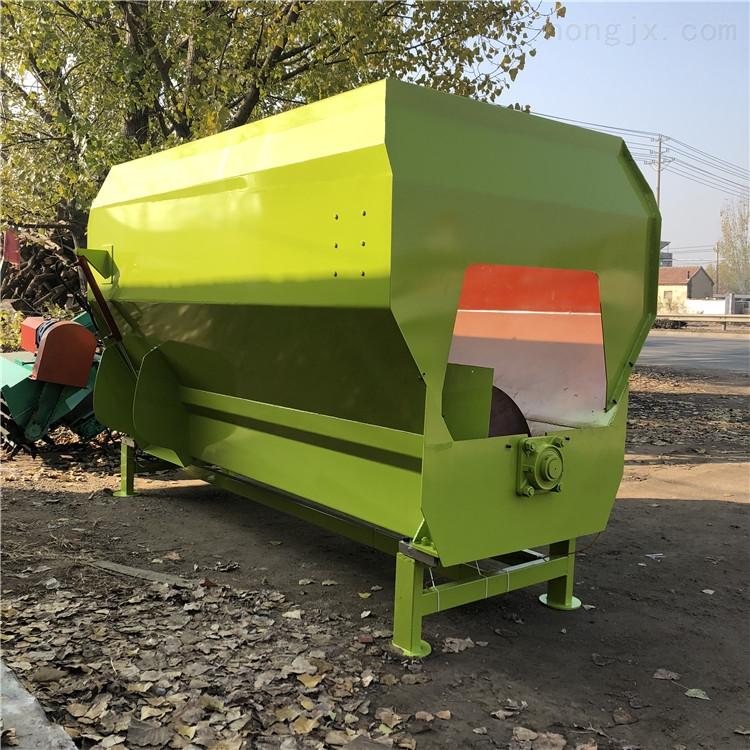 生产批发小型养殖场高效草料搅拌机
