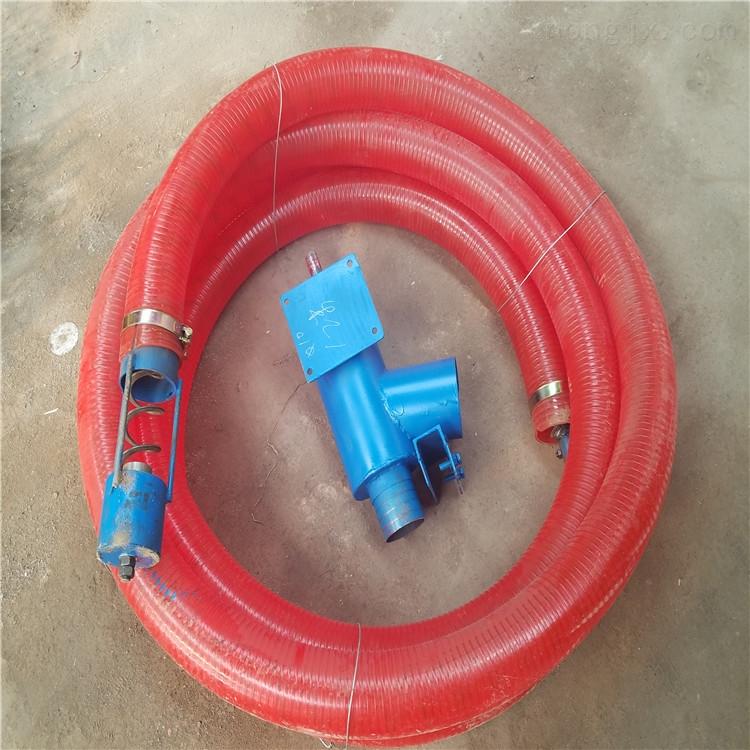 电动车载软管吸粮机 高效可弯曲抽麦机
