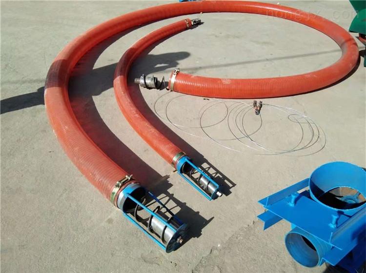 电动上料机 车载式软管吸粮机 抽粮机6米